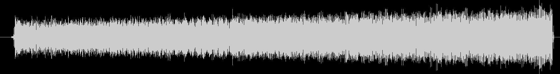 ギューーン(エネルギーを溜める音)の未再生の波形