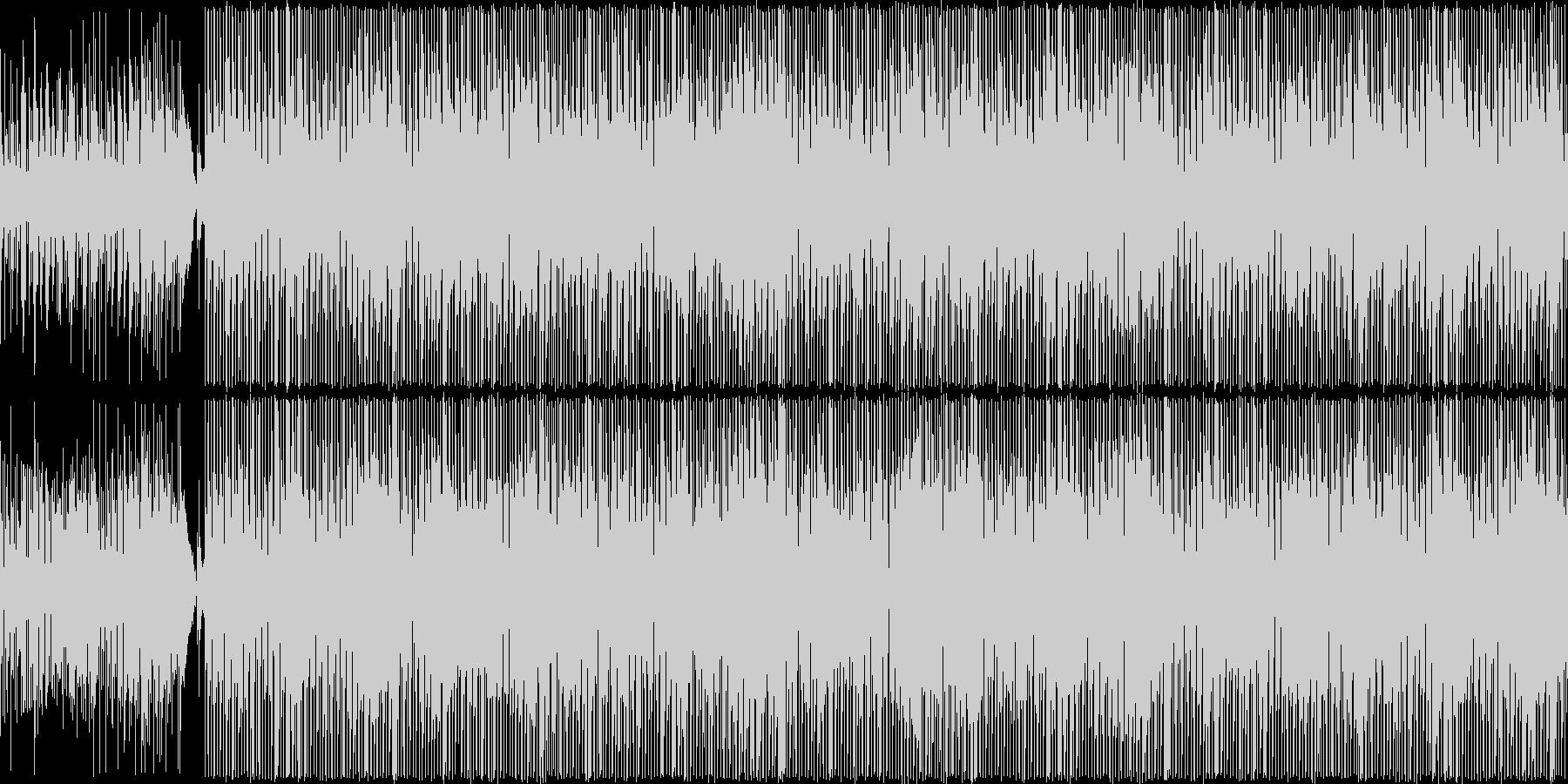 印象的なメロディのポップな楽曲です。様…の未再生の波形