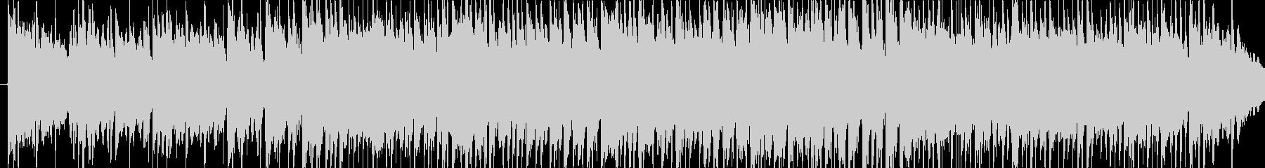 フルートの音色を基調にした優しい感じの…の未再生の波形