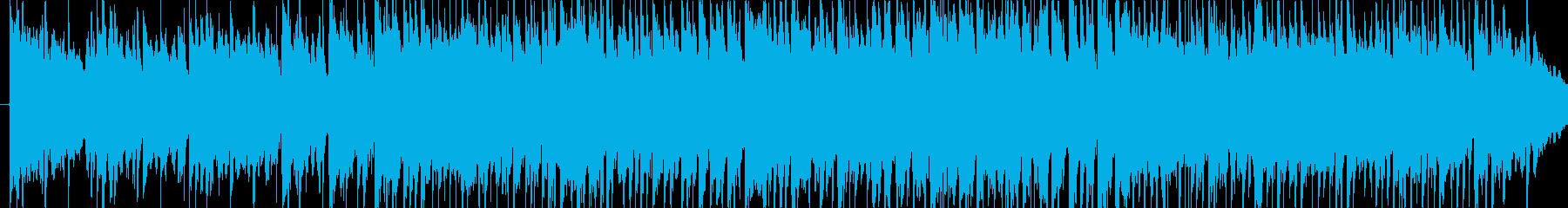 フルートの音色を基調にした優しい感じの…の再生済みの波形
