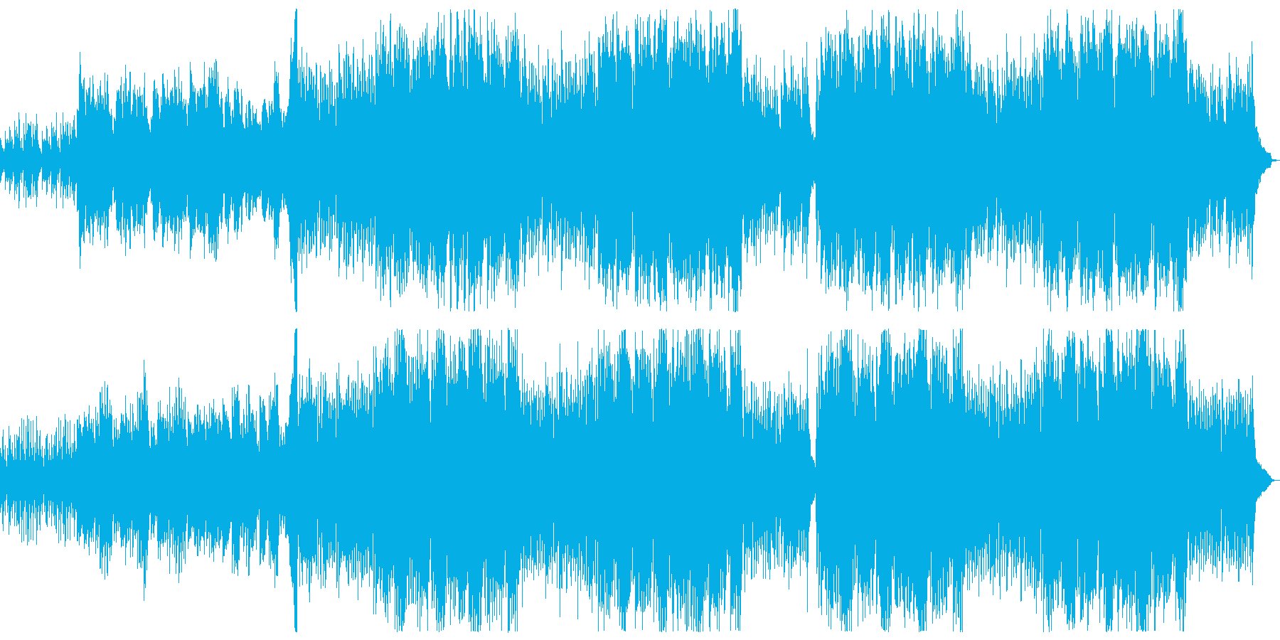 【リズム抜き】爽やかでおしとやかなうき…の再生済みの波形