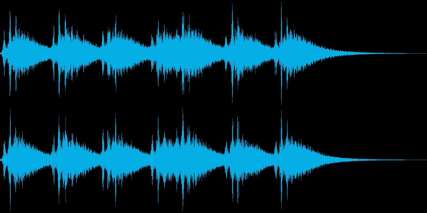 異世界 2の再生済みの波形