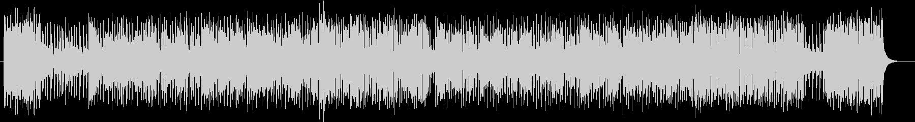 ミドルテンポの爽やかな2分OP曲の未再生の波形