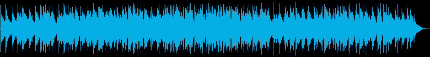 ゆったりとまろやかなアコギサウンドの再生済みの波形