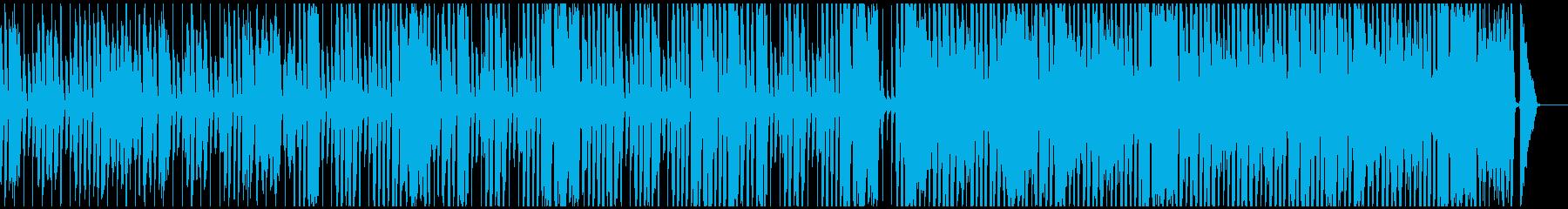 CMに楽しいBGM ピアノ、口笛、手拍子の再生済みの波形