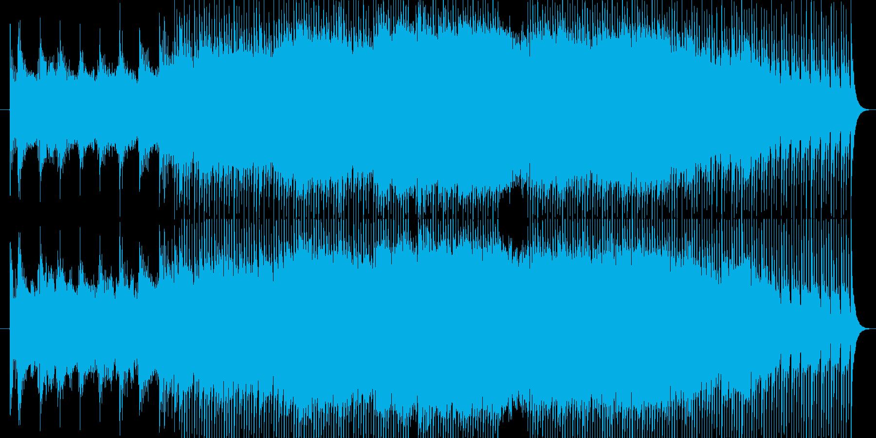 タイトルのネーミング通りの楽曲。「Su…の再生済みの波形