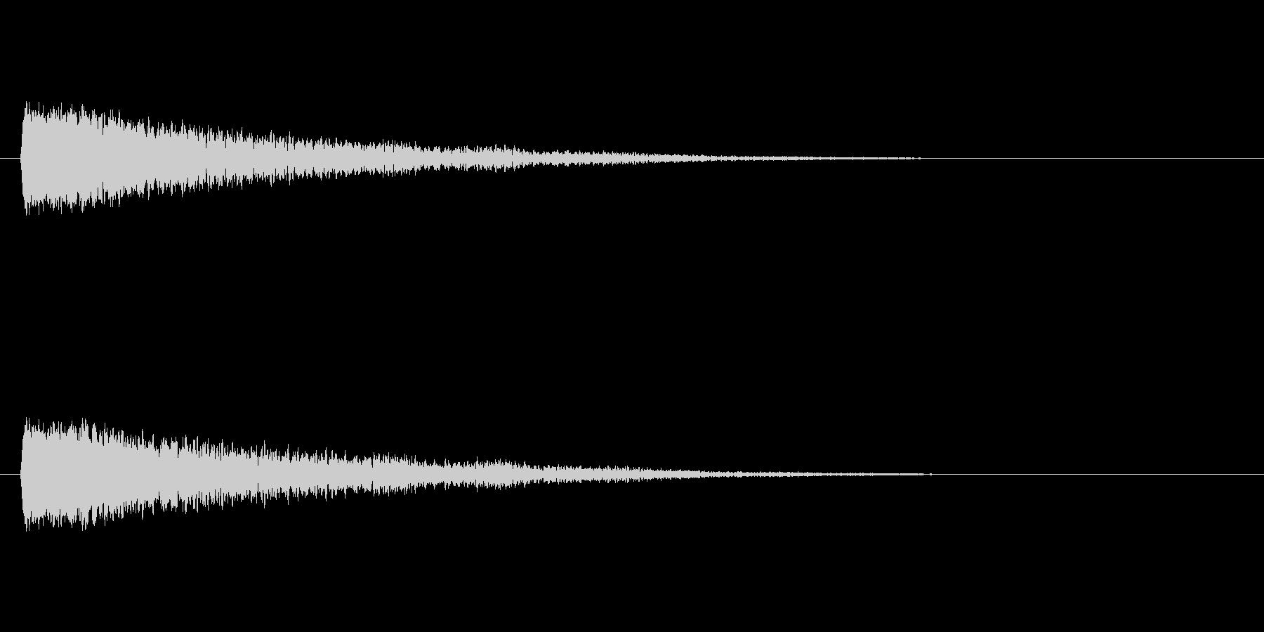 擬音【くーわー】【エンコード192kb…の未再生の波形