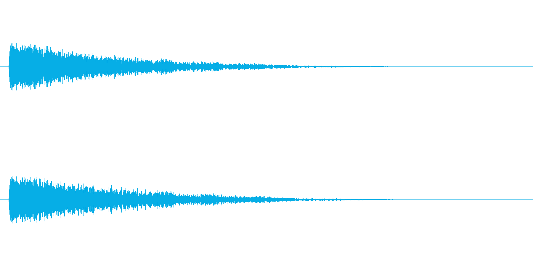 擬音【くーわー】【エンコード192kb…の再生済みの波形
