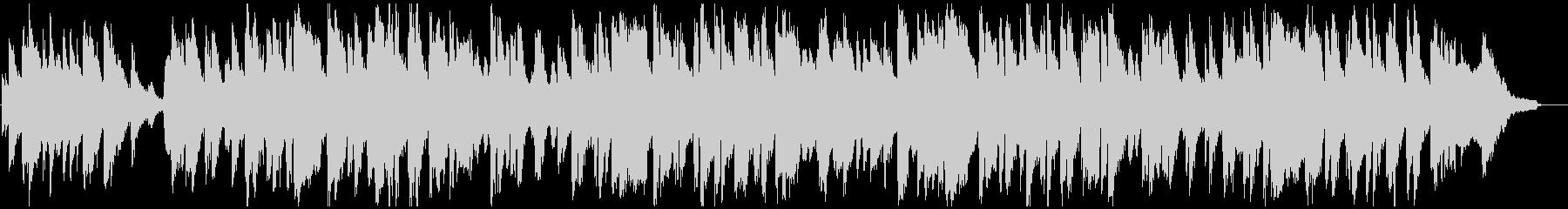 アメイジンググレイス ピアノボーカルの未再生の波形