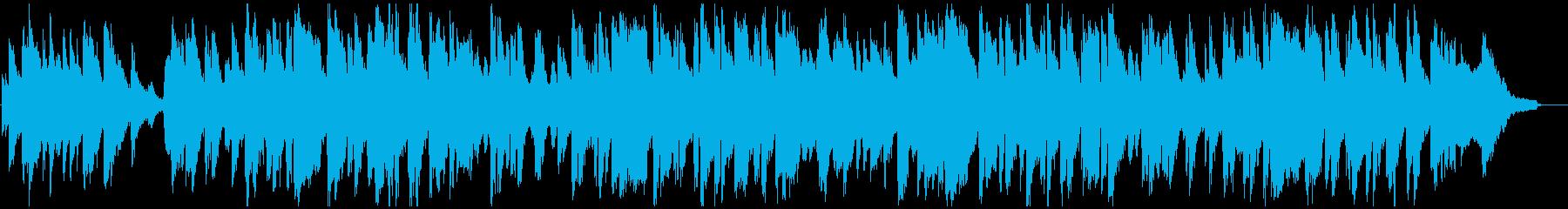 アメイジンググレイス ピアノボーカルの再生済みの波形