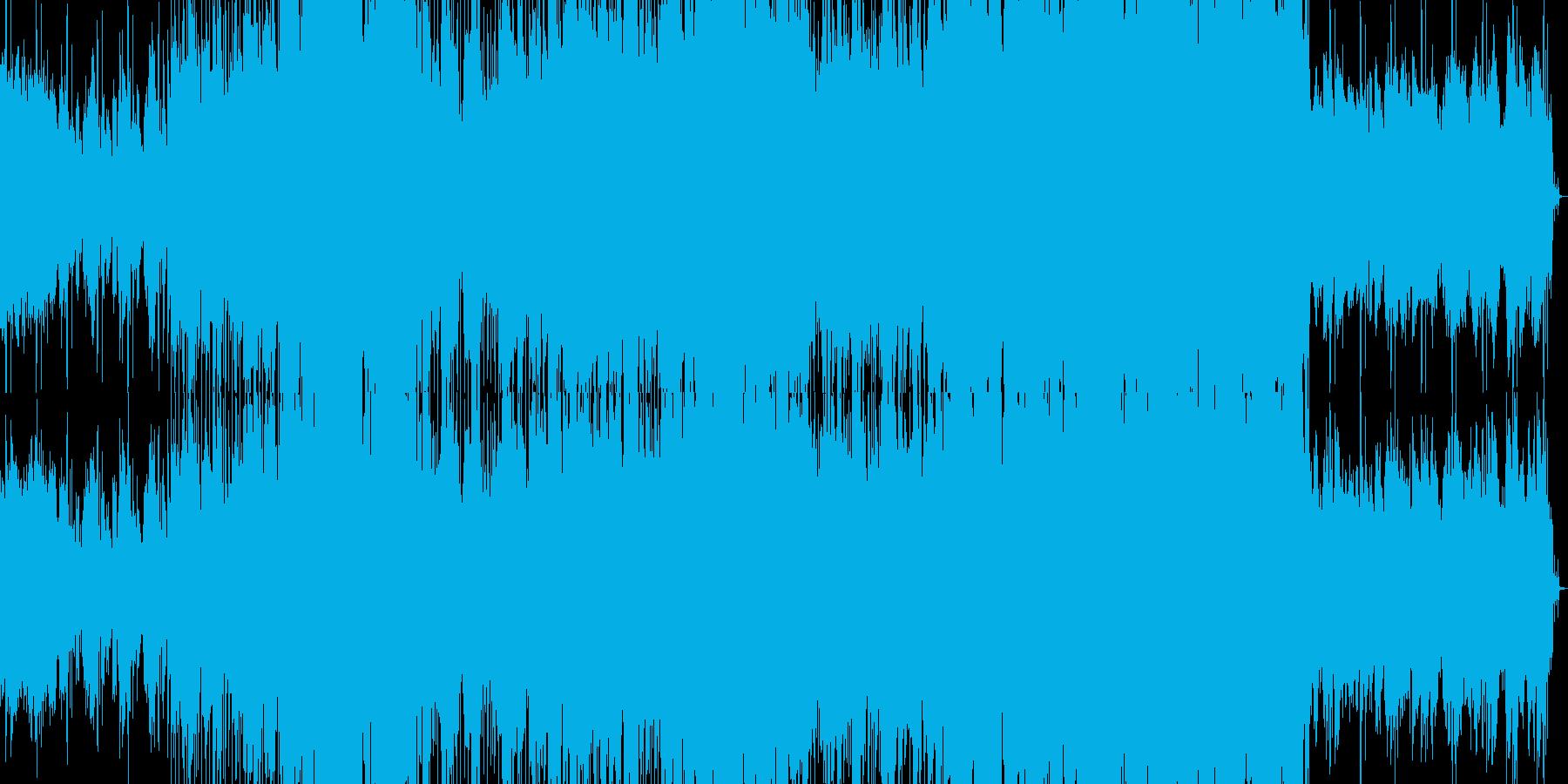 FUSION系インストルメンタルバラードの再生済みの波形