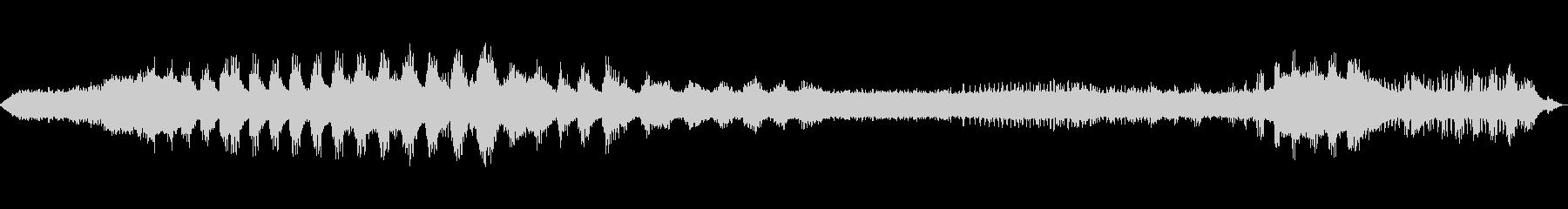 【自然音】蝉の鳴き声01(丹沢湖)の未再生の波形