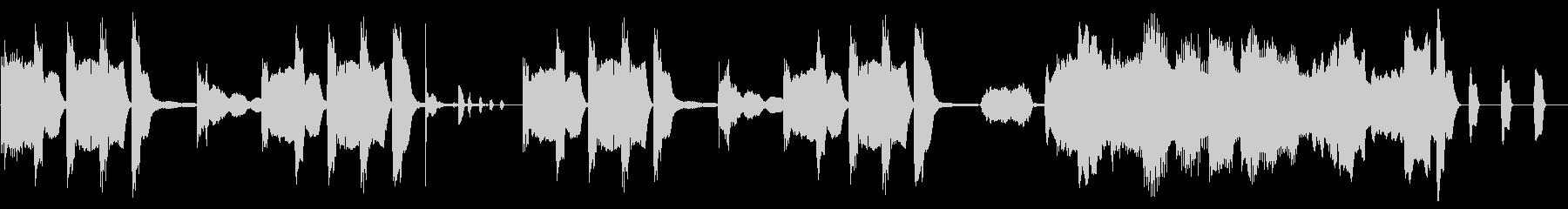 【ループ】ミスや失敗時の残念なコミカル曲の未再生の波形