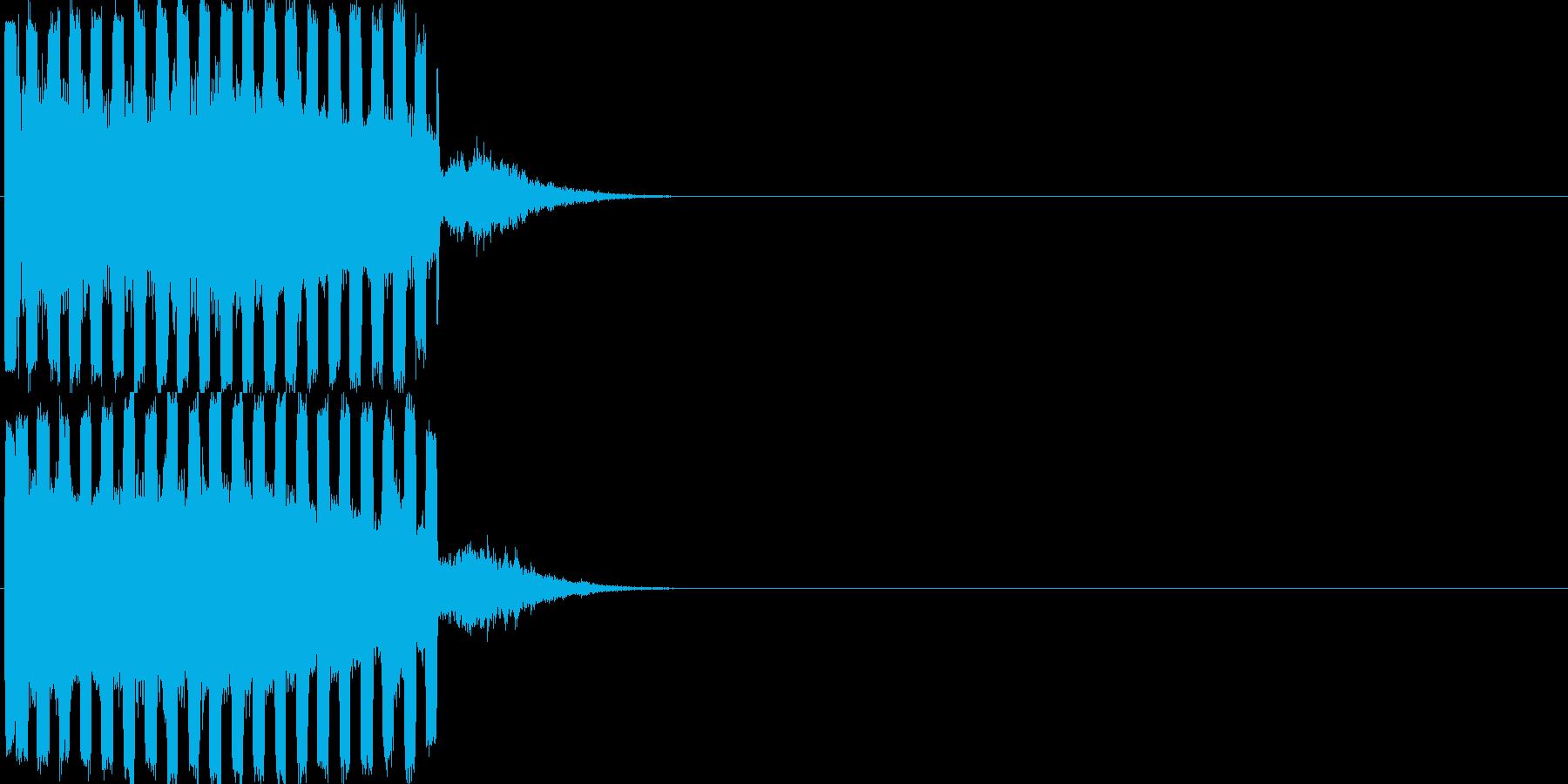 魔法 ゲーム アプリ ギロギロの再生済みの波形