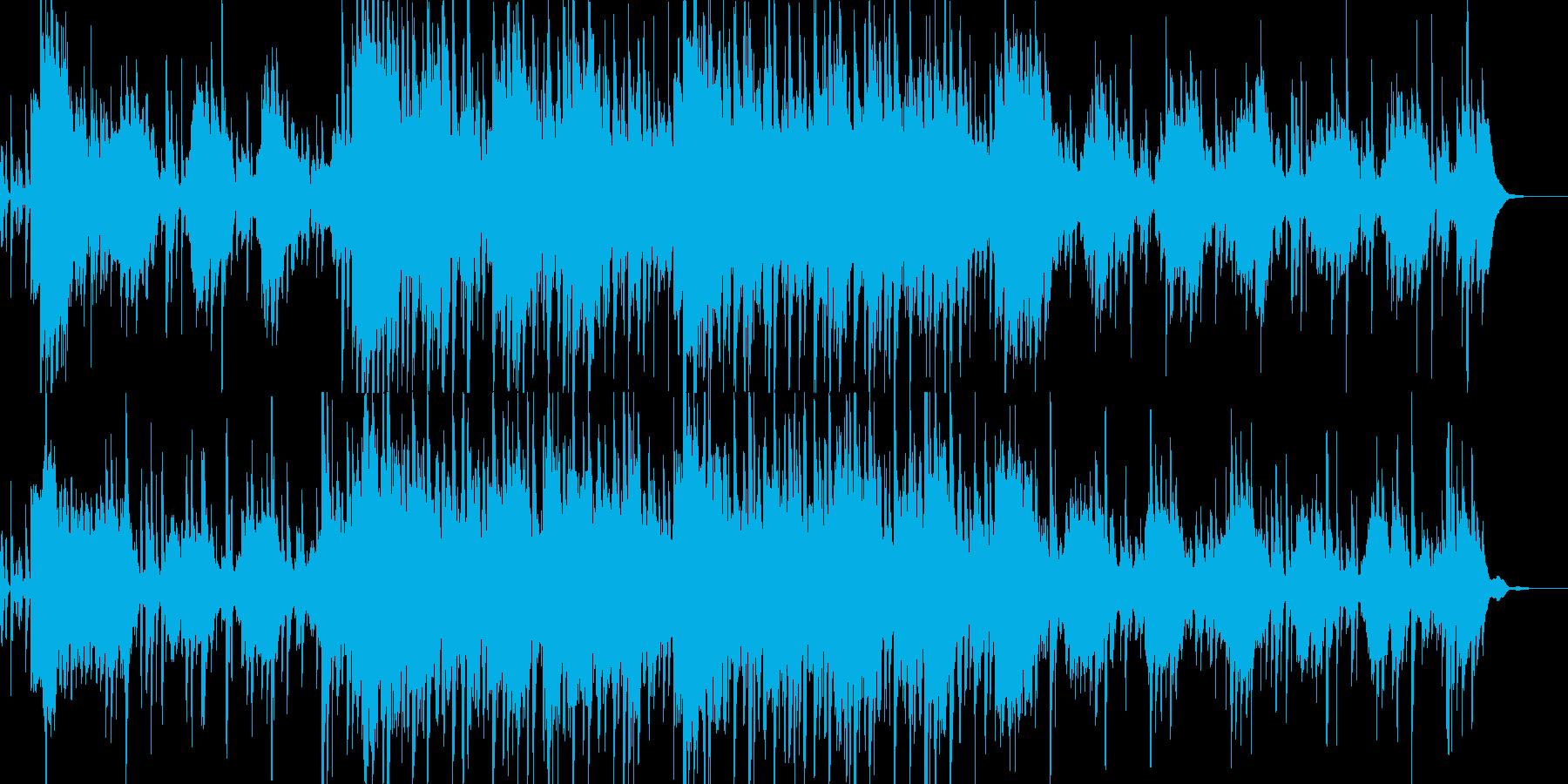 オルゴールの音とシンセの音を併せて不気…の再生済みの波形