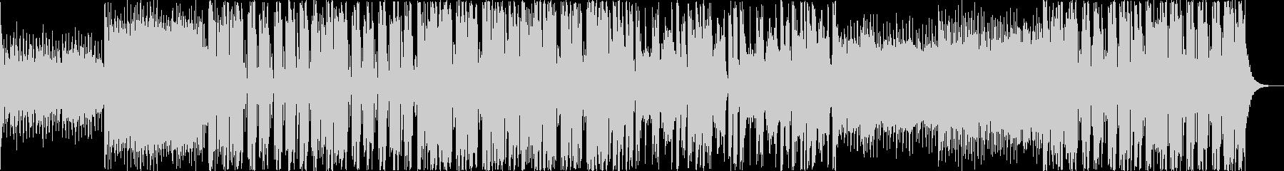 映像向け フューチャーベース EDMの未再生の波形
