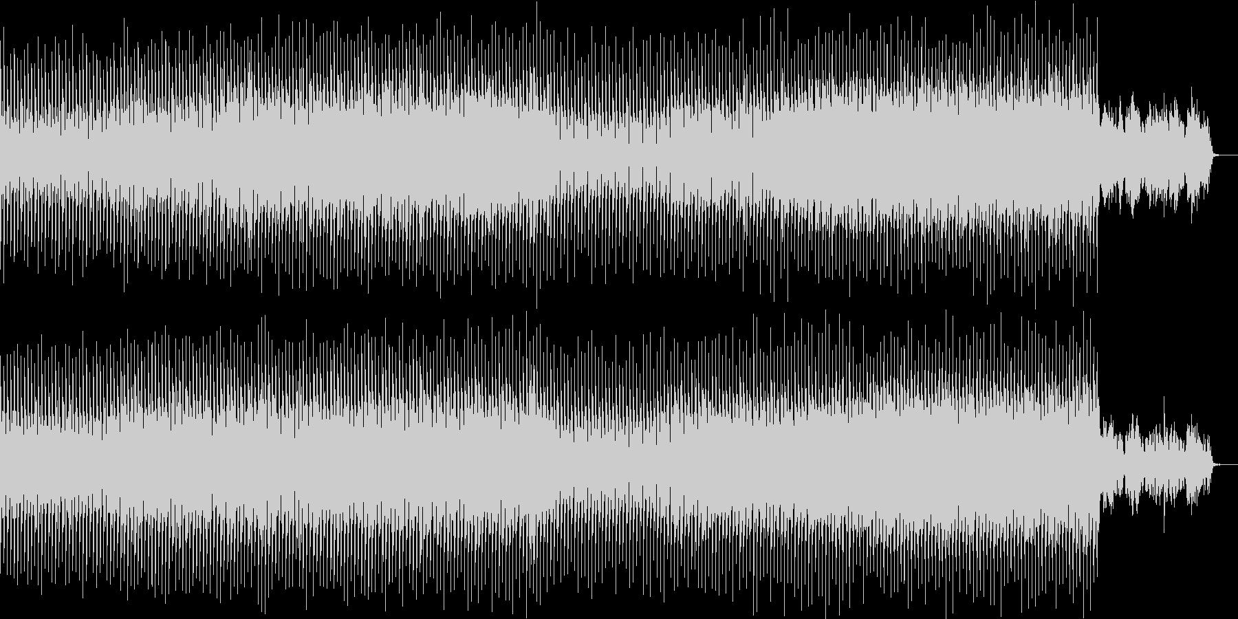 ニュース映像ナレーションバック向け-07の未再生の波形