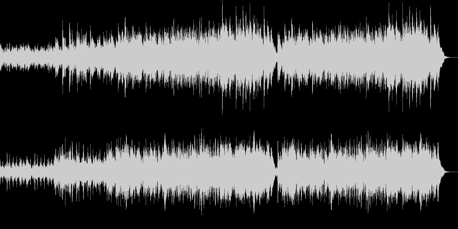 明るく爽やかなオーケストラポップ-13の未再生の波形