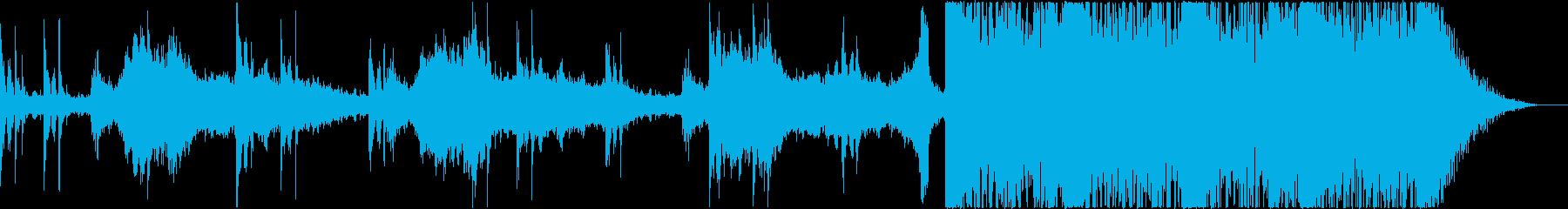 <トレーラー>映画・ゲームetcの再生済みの波形