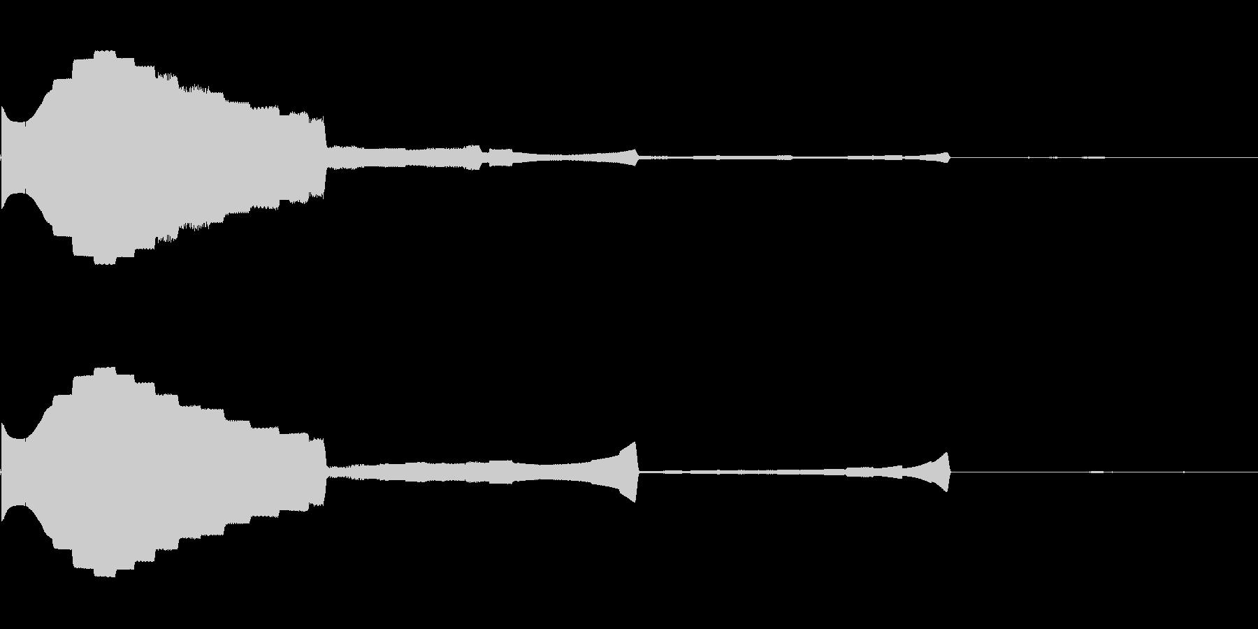 魔法09(防御・回復・発動系)の未再生の波形