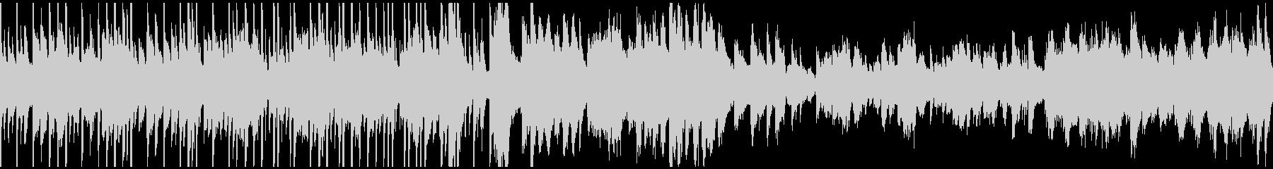 回想BGM02(ループ仕様)の未再生の波形
