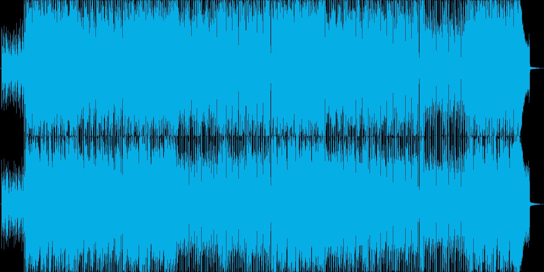 【ほのぼの系】お散歩ポップス【映像】の再生済みの波形