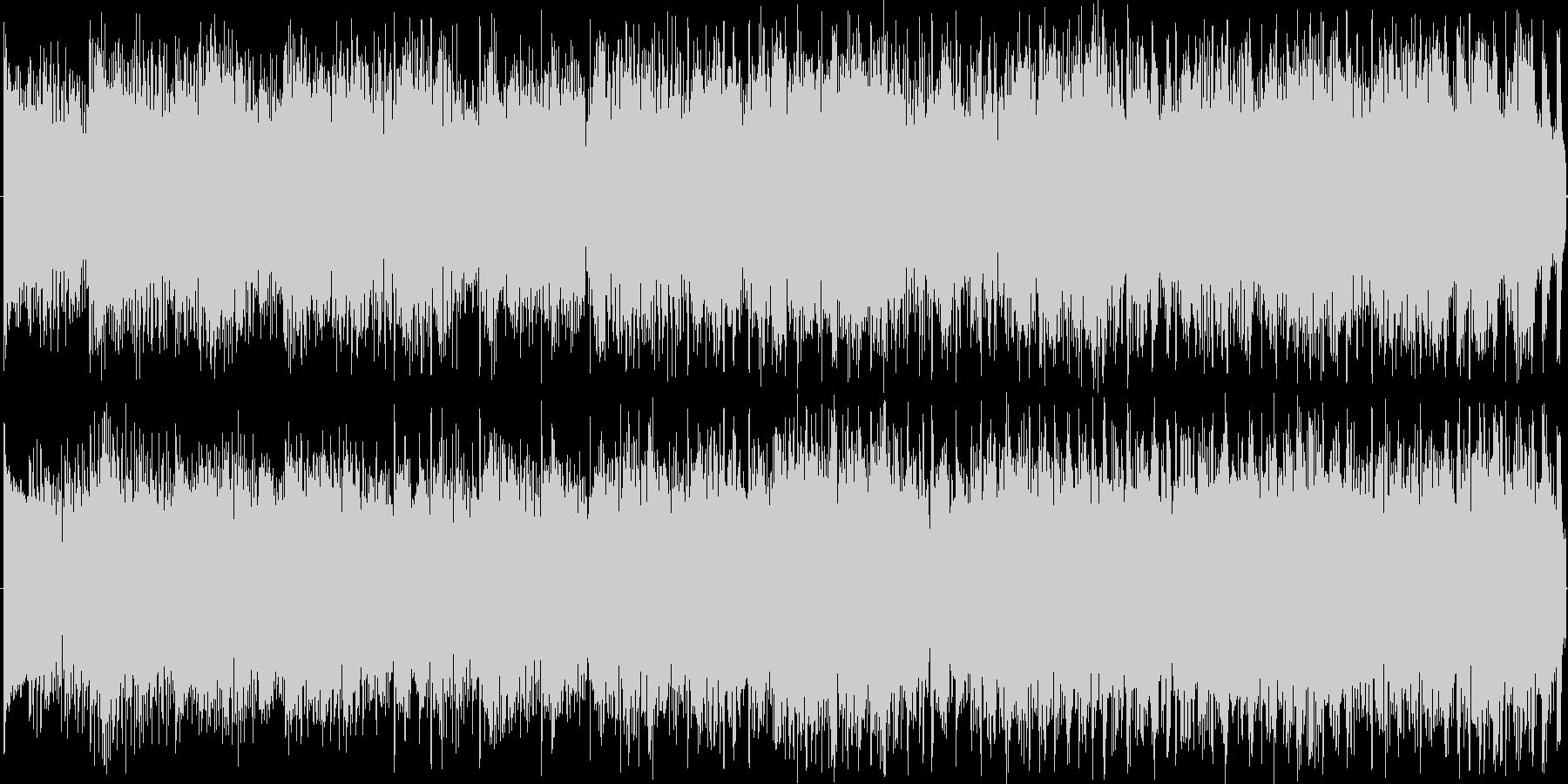 爽やかなピアノが中心のラテンハウス調の…の未再生の波形