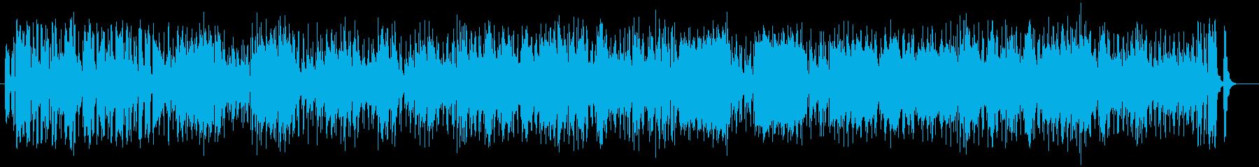 明るく楽しいメローなポップサウンドの再生済みの波形