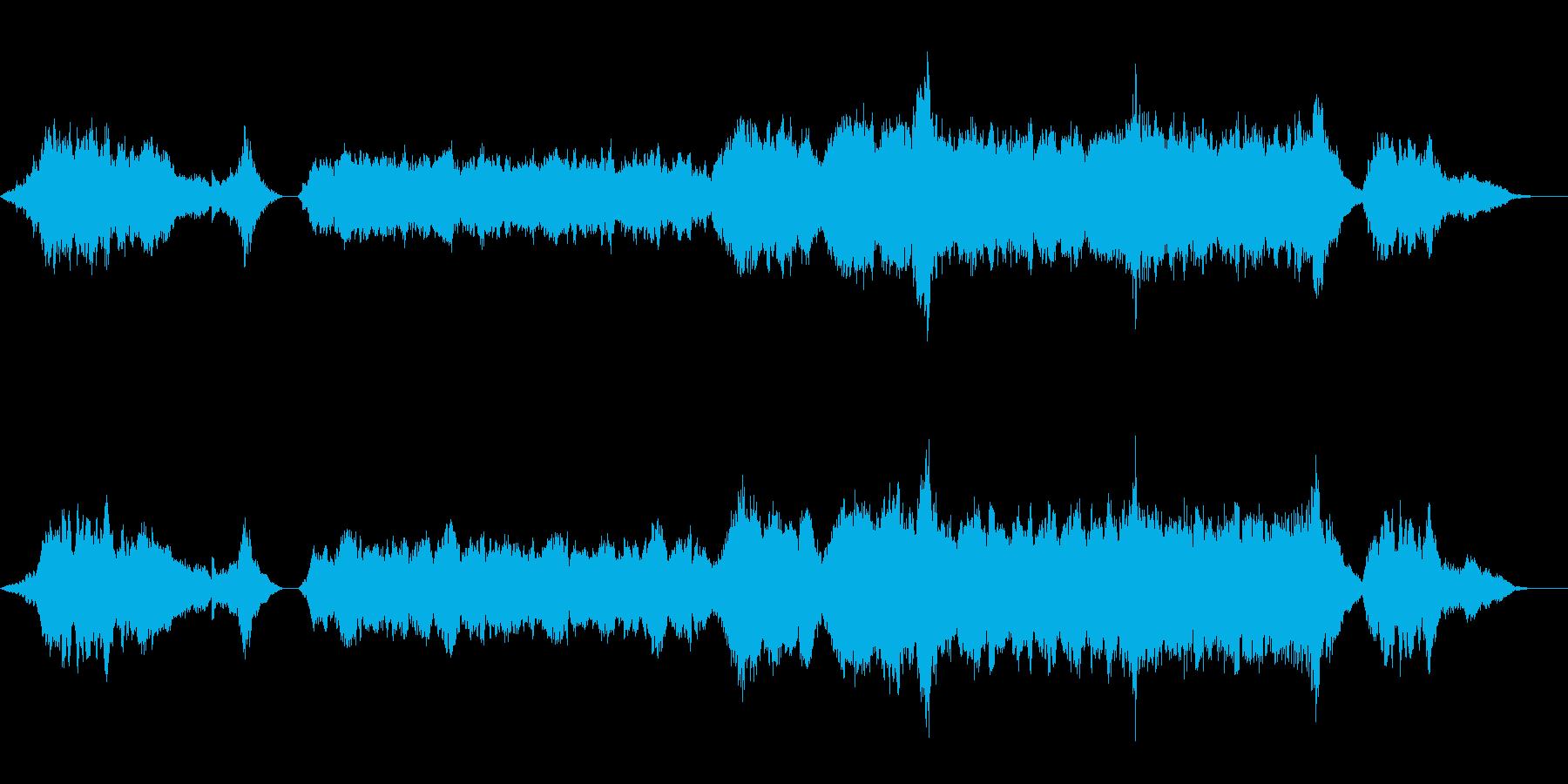 RPG:OP・ED用BGM1の再生済みの波形