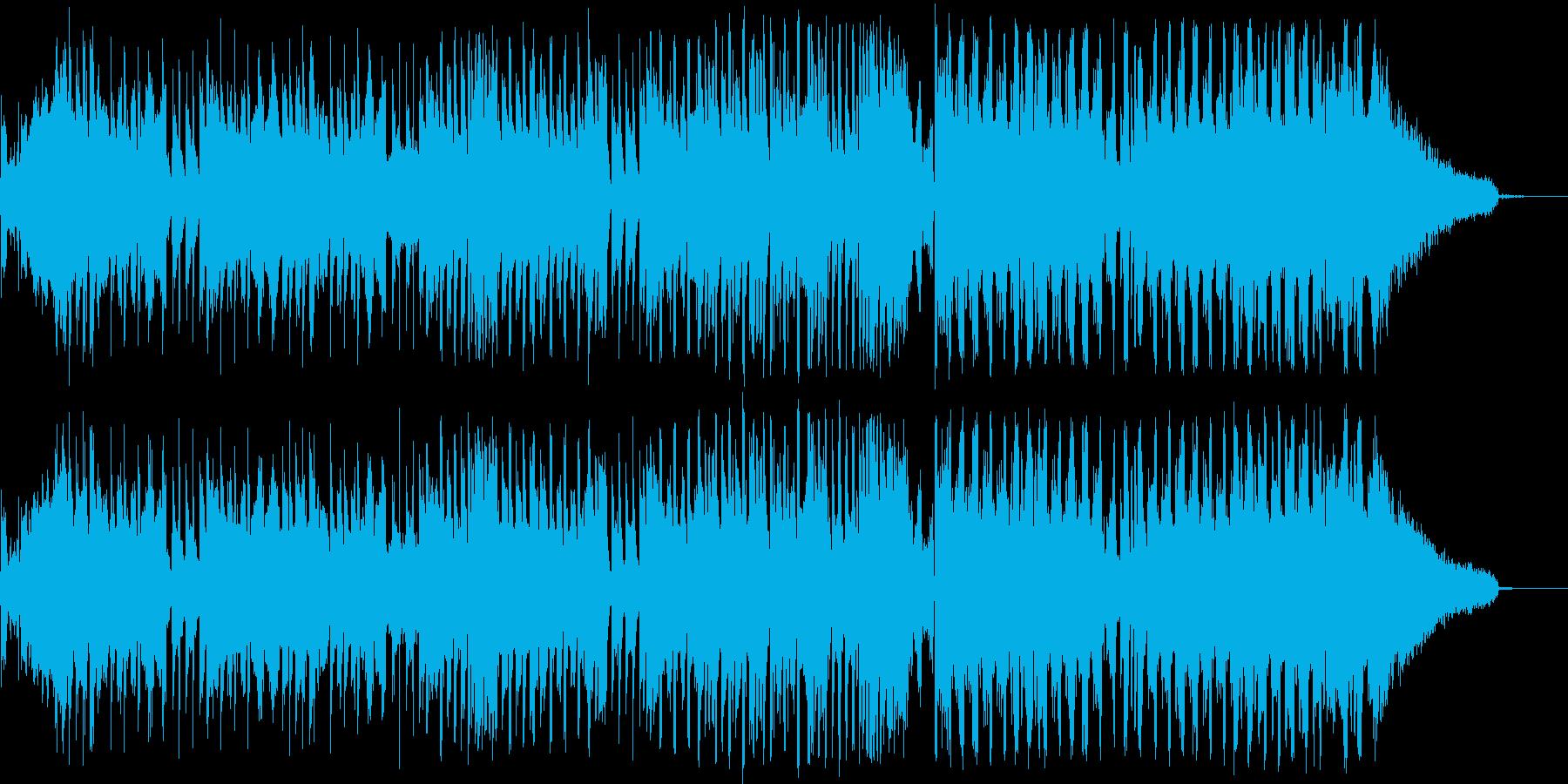 EDM  オープニング ハード バトル系の再生済みの波形