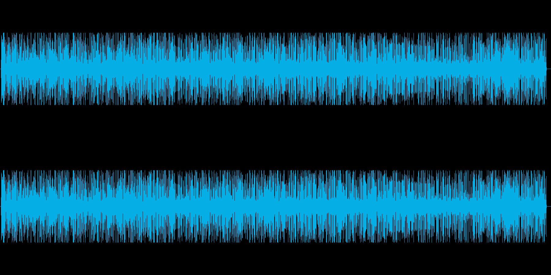 【テクスチャー 環境02-2】の再生済みの波形