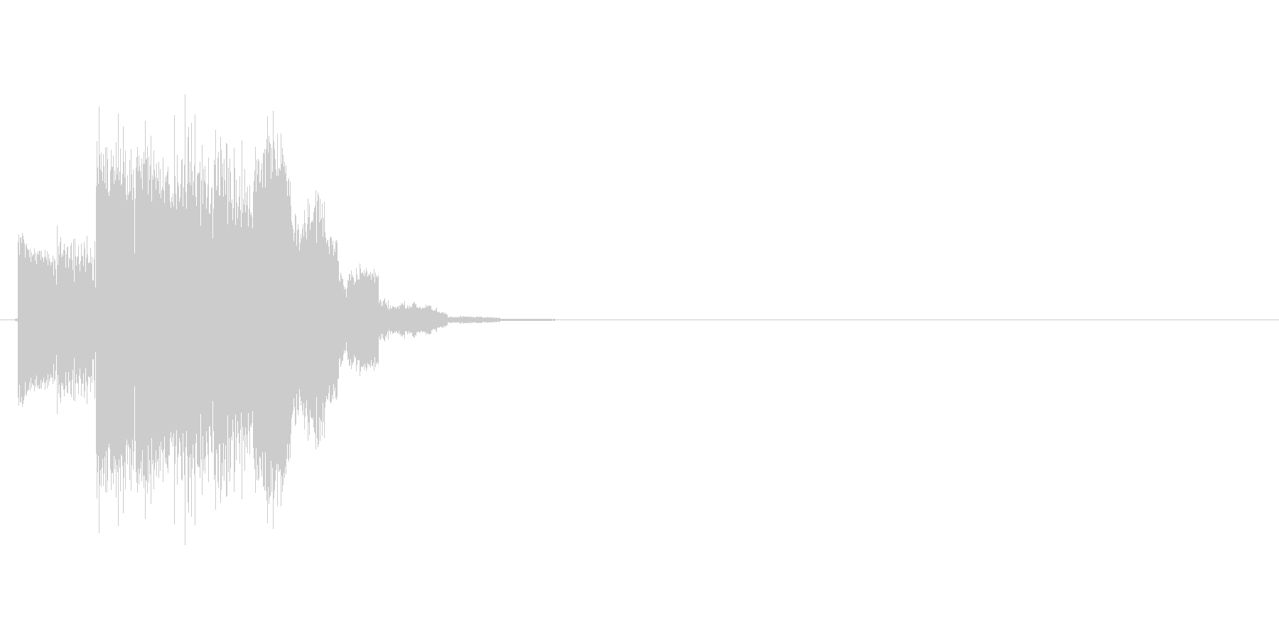 キラキラ...↑(星、アイテム取得)の未再生の波形