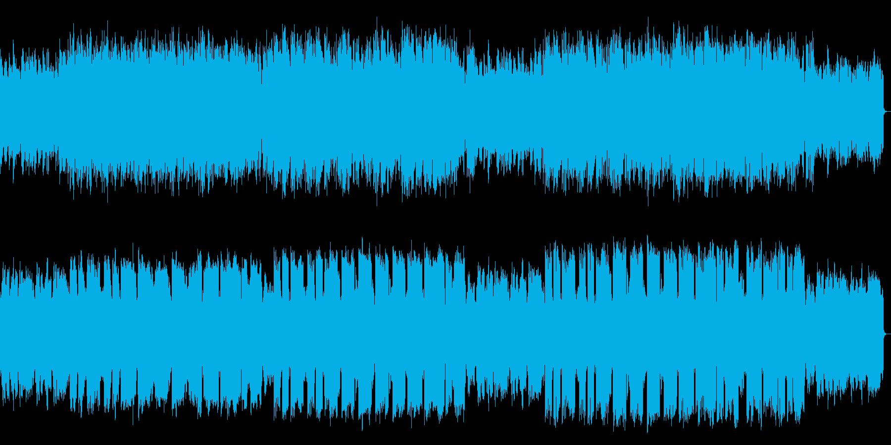 ピアノ・管の、ほのぼのメロディアスPopの再生済みの波形