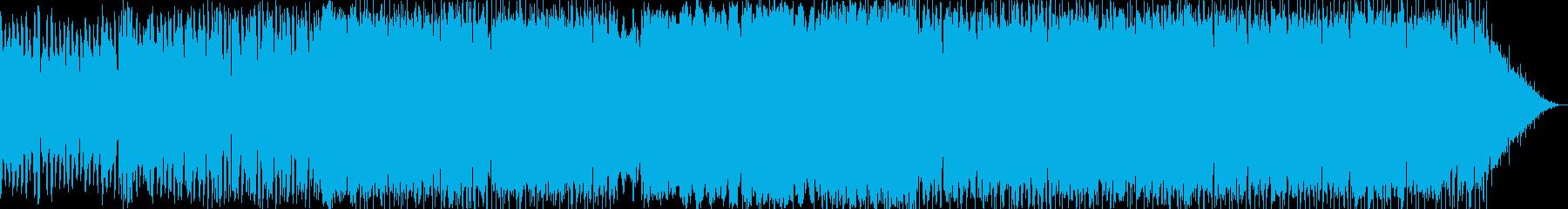 クラリネットで癒やしの時間をの再生済みの波形