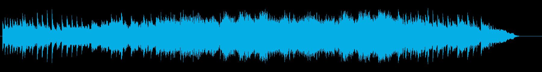 ほんのり感傷的なムード漂うラヴ・バラードの再生済みの波形