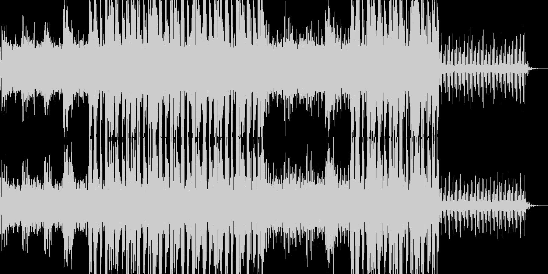 ピアノの旋律とシンセサイザーの音色が綺…の未再生の波形