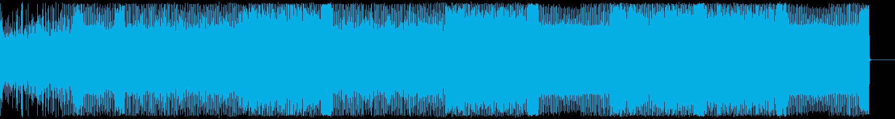 House/EDM/ダンス/DJ/クラブの再生済みの波形