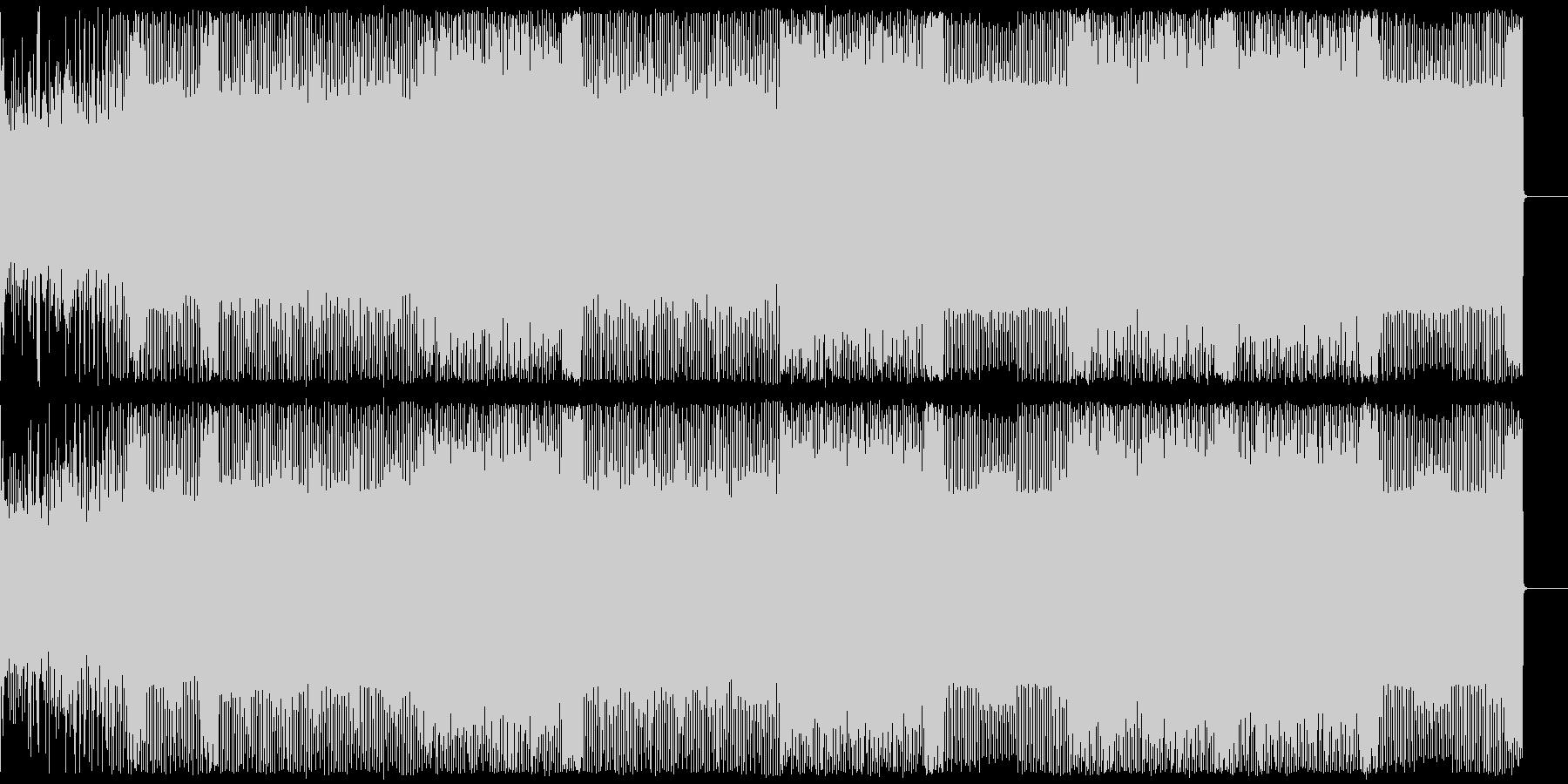 House/EDM/ダンス/DJ/クラブの未再生の波形