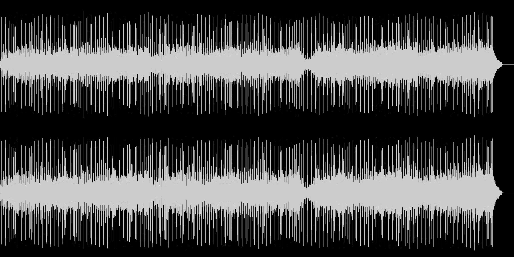 空を飛ぶ鳥のようなポップ(フルサイズ)の未再生の波形