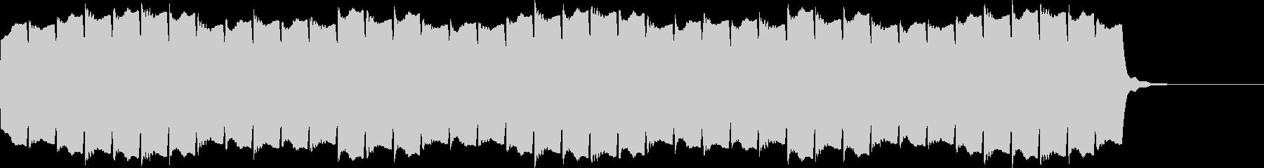 救急車のサイレンF(ハーモニック・長)の未再生の波形