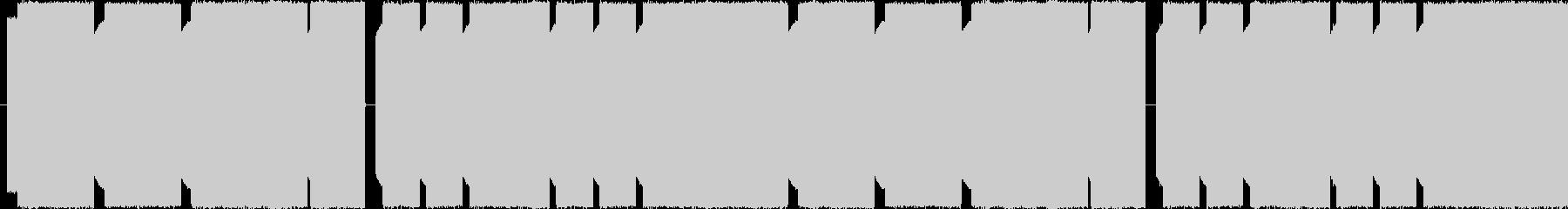 チップチューンで、回想シーンをイメージ…の未再生の波形