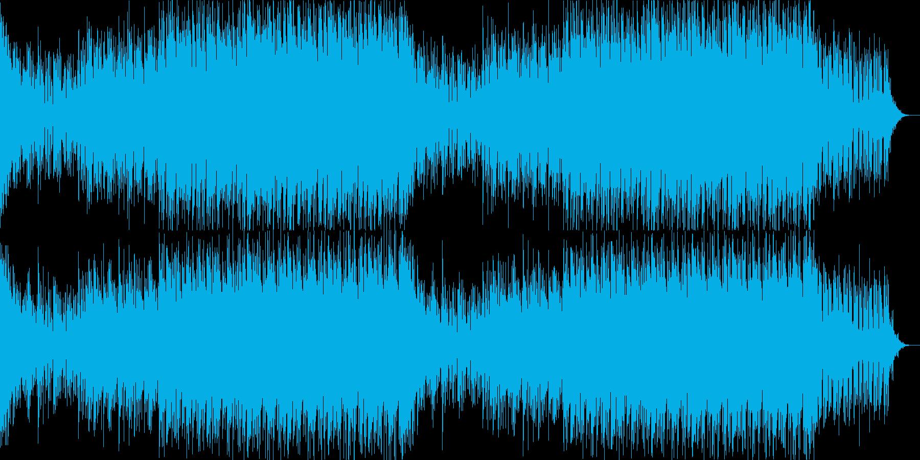 映画音楽、シネマティック映像向け-05の再生済みの波形