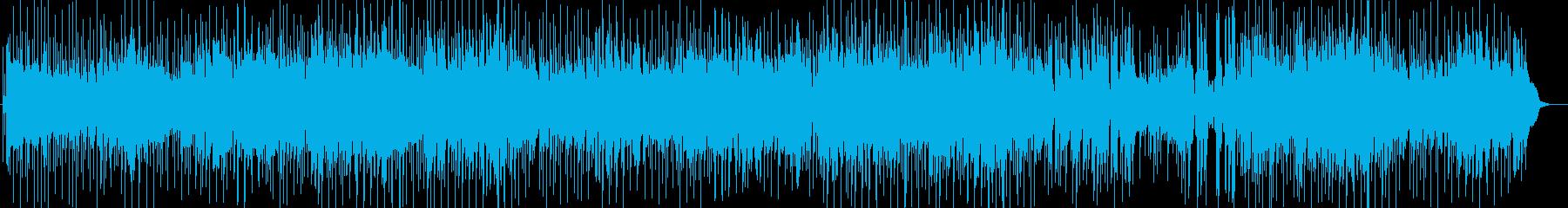テイラースウィフト系の爽やかなカントリーの再生済みの波形