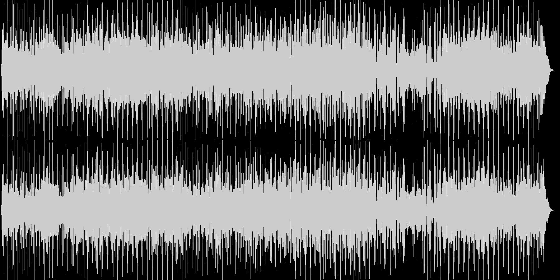 テイラースウィフト系の爽やかなカントリーの未再生の波形