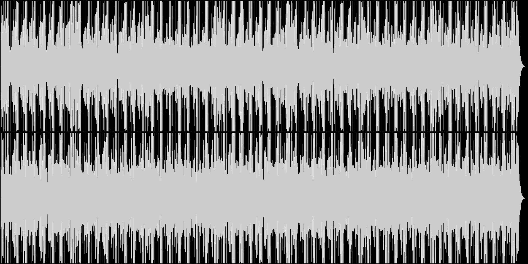 使いやすい!ポップな和風BGM 2の未再生の波形