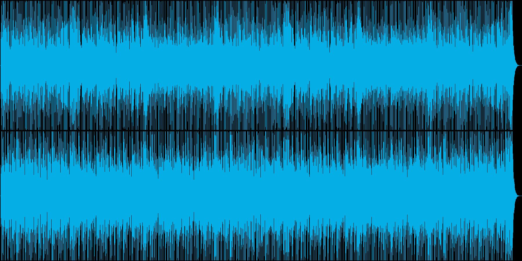 使いやすい!ポップな和風BGM 2の再生済みの波形