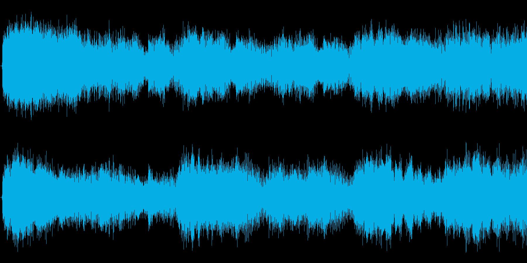 パイプオルガンとトランペットで祝福感を…の再生済みの波形