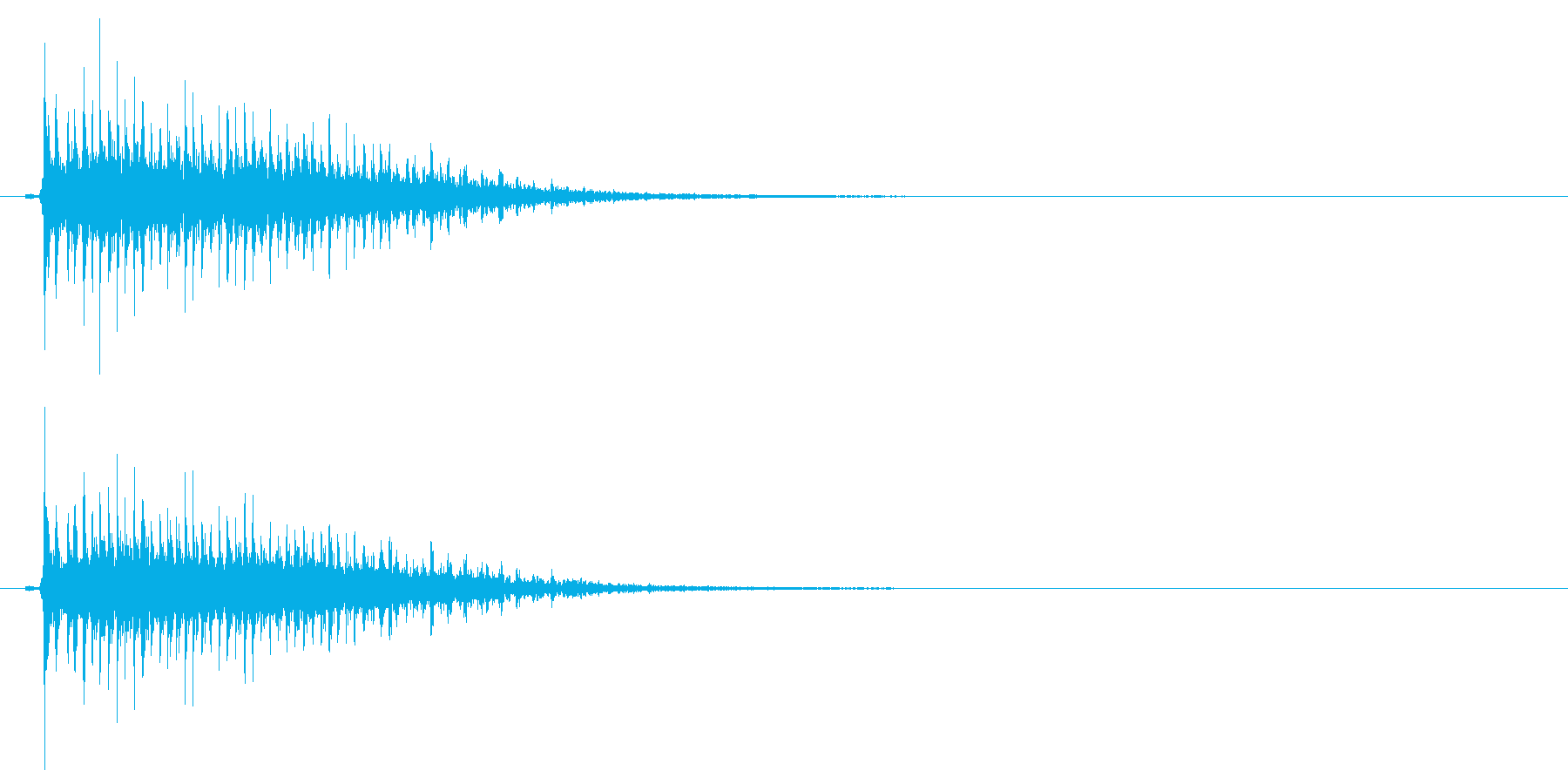 カァー(大物演歌歌手の歌でも使われてる)の再生済みの波形