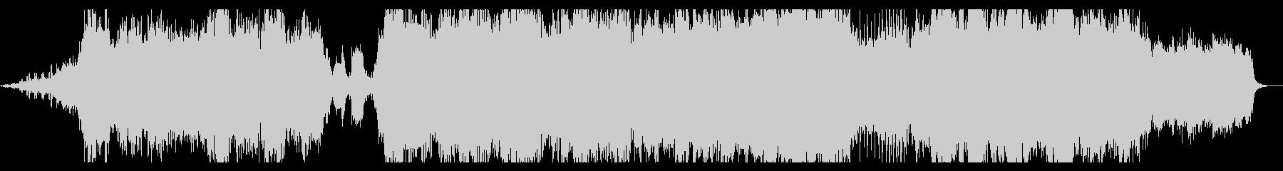 ダークファンタジーなBGM コーラス抜きの未再生の波形