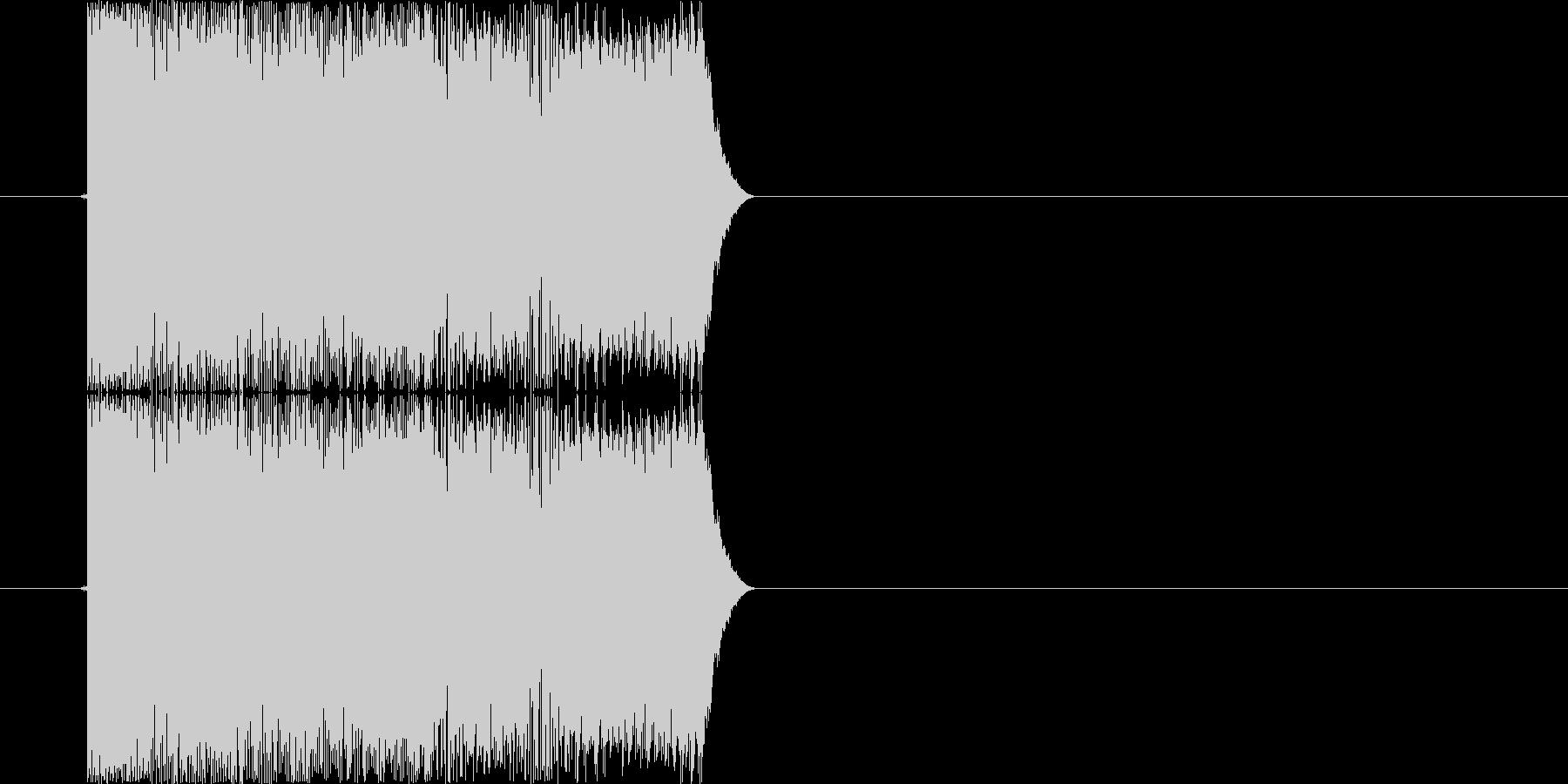 ピロリロリロッ↑(PC、ロボット、起動)の未再生の波形